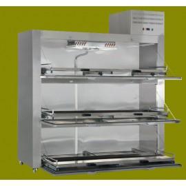 frigider mortuar inox rx 3001